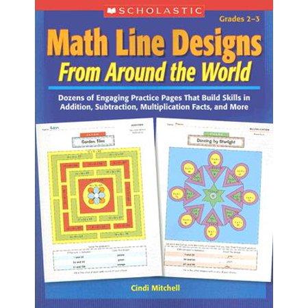 Math Line Designs From Around the World