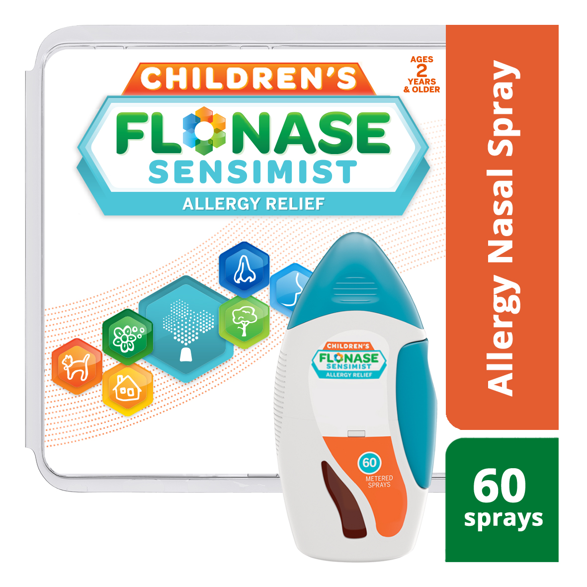 Children's Benadryl Allergy Chewable Tablets, Grape Flavor, 20 ct