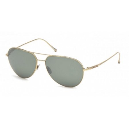 Mont Blanc MB657S 32Q (Mont Blanc Polarized Sunglasses)