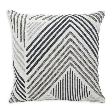 Better Homes & Gardens Chevron Decorative Throw Pillow, 18