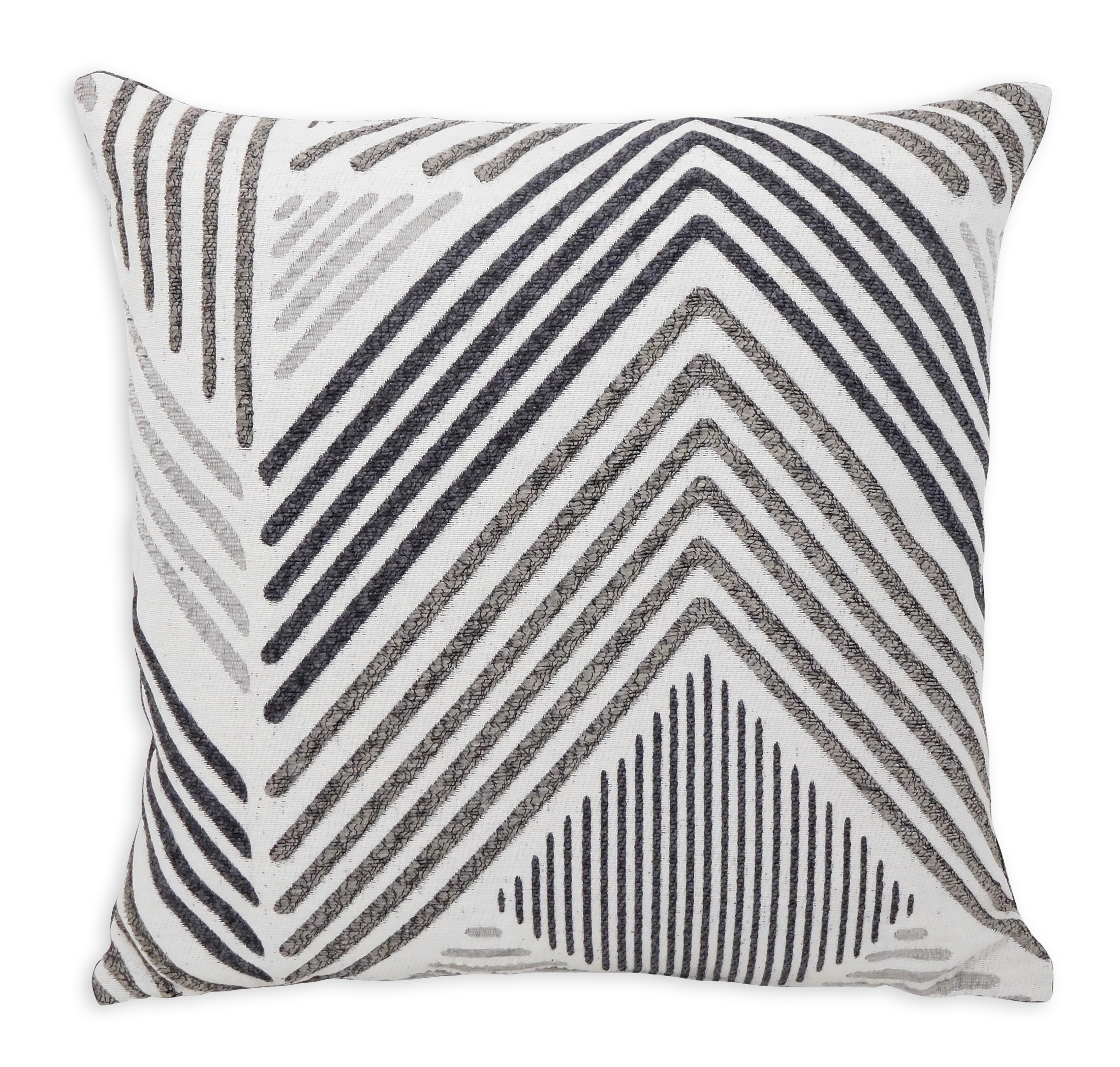 "Better Homes & Gardens Chevron Decorative Throw Pillow, 18"" x 18"""