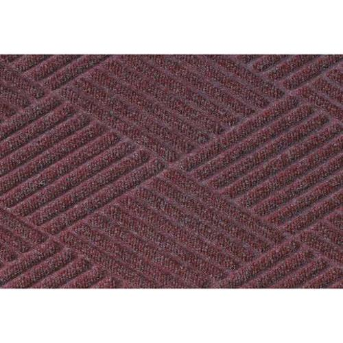 ANDERSEN 02210600310070 Waterhog Fashion(TM)Mat, Maroon, 3 x 10ft