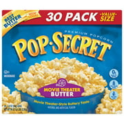 Product of Pop Secret Movie Theater Butter Microwave Popcorn, 30 ct.