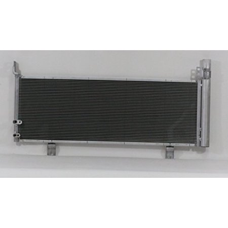 A-C Condenser - Pacific Best Inc For/Fit 3996 12-14 Toyota Camry Hybrid 13-17 Avalon Hybrid 13-18 ES 300h WITH