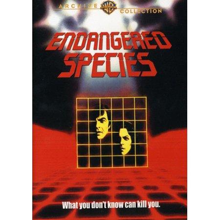 Endangered Species (DVD) (Endangered Species Rhino)