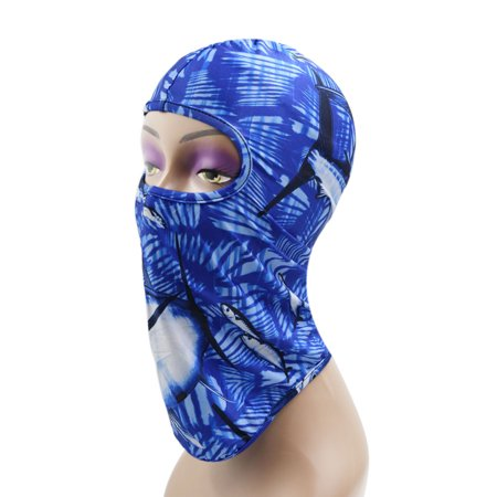 Outdoor Sports Cycling Balaclava Full Face Mask Neck Cover Protective Hood #7
