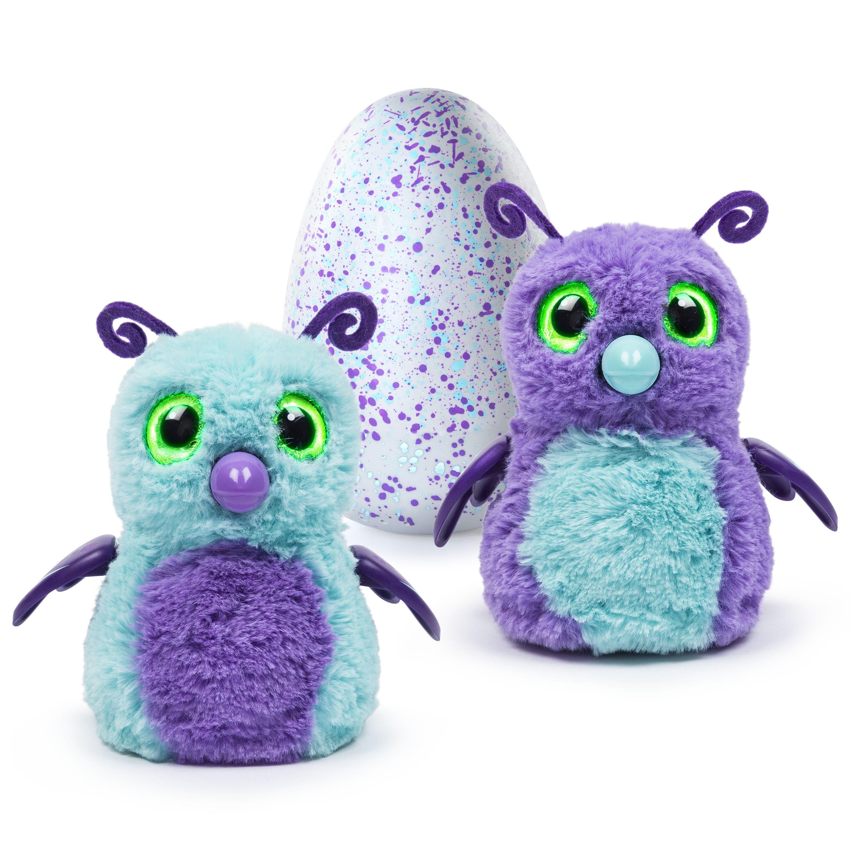 Hatchimals - Burtle - Purple/Teal Egg - Hatching Egg  - Walmart Exclusive