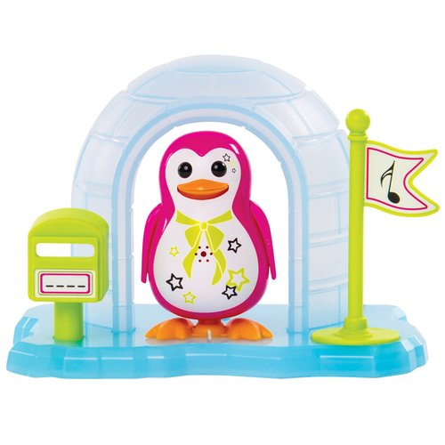 DigiBirds DigiPenguin with Igloo, Alyx