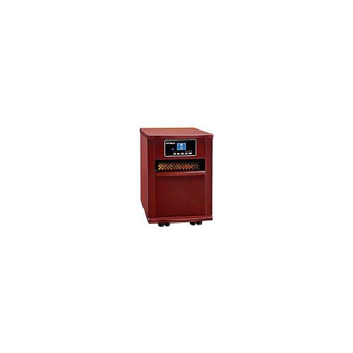 Optimus Electric Infrared Quartz Heater w/Remote Control,  HEOP8010