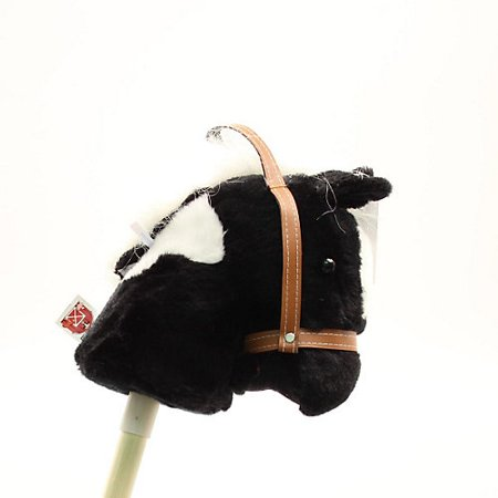 Stick Horses Black Horse
