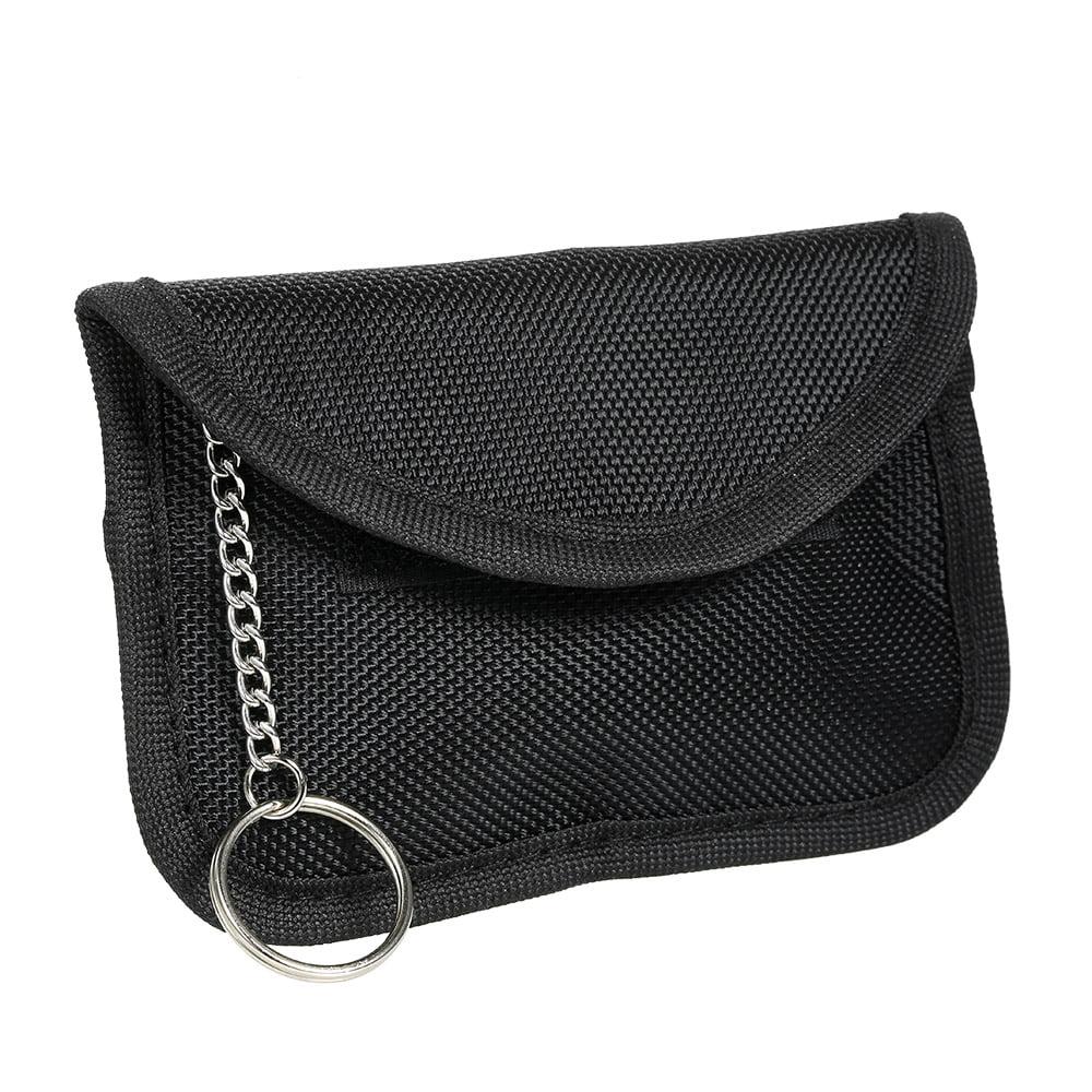 Hot Credit Card Holder Bag RFID Blocking Package Car Remote Key Protector