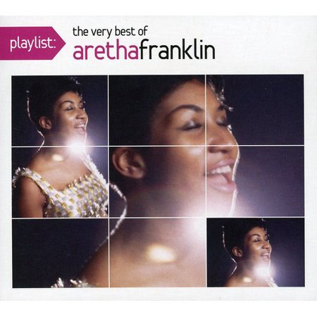 Aretha Franklin   Playlist  The Very Best Of Aretha Franklin  Cd