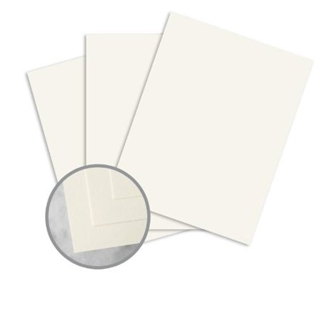 CLASSIC CREST Classic Natural White Paper - 12 x 18 in 80 lb Text Smooth 250 per Package 80 Lb Cover Classic Crest