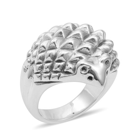 Statement Ring 925 Sterling Silver for Women Avg 6.62 g 925 Sterling Ladies Ring