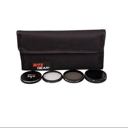 Ritz Gear™ HD MC Filter Kit For DJI Inspire 1, Osmo X3, Zenmuse X3 Drone C