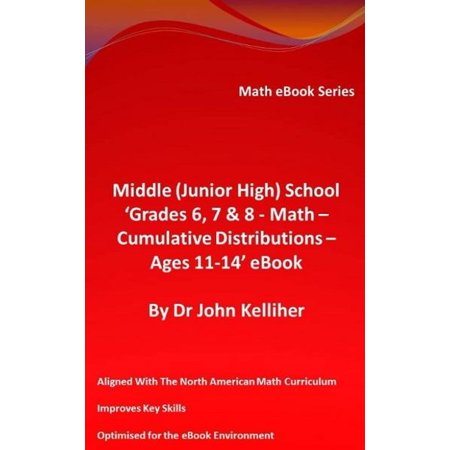 Middle (Junior High) School 'Grades 6, 7 & 8 – Math – Cumulative Distributions – Ages 11-14' eBook - eBook](Halloween Math Game Middle School)