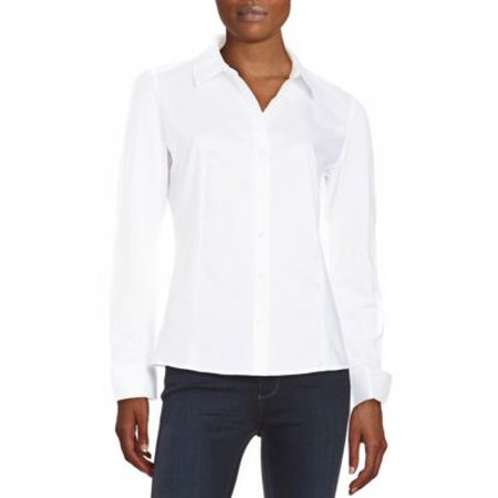Knit Accent Shirt
