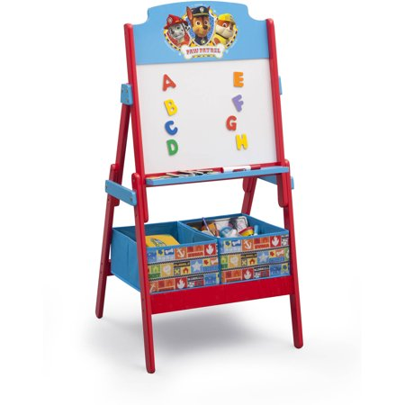 Paw Patrol Easel And Arts Crafts Bundle