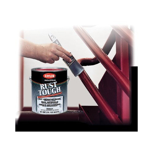 Krylon Tan Rust Tough  Acrylic Alkyd Liquid Enamels (Set of 4)