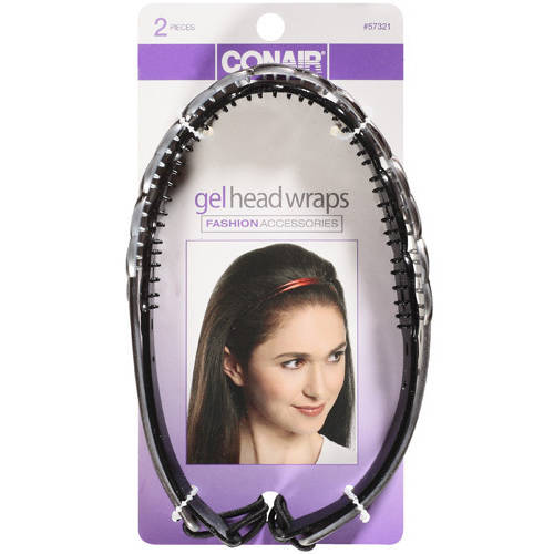 Conair Gel Headwraps, 2 count