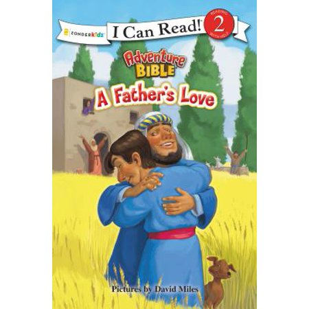 I Can Read! / Adventure Bible: A Father's Love (Paperback)](Love Reading)