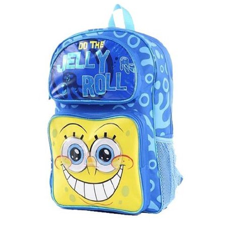 Spongebob Backpack Do The Jelly Roll](Spongebob Accessories)