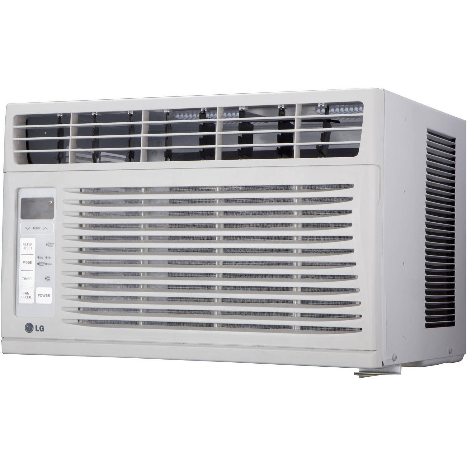 LG LW6016R 6,000 BTU 115V Window-Mounted Air Conditioner with Remote Control