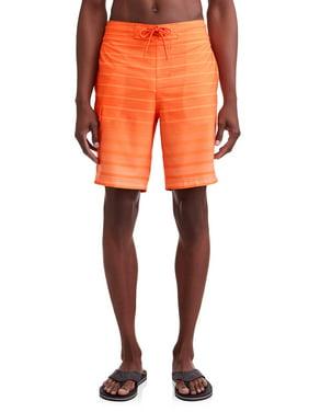 b1c08741d1 Product Image Men's Gradient Stripe Eboard 9-Inch Swim Short, up to size 5XL