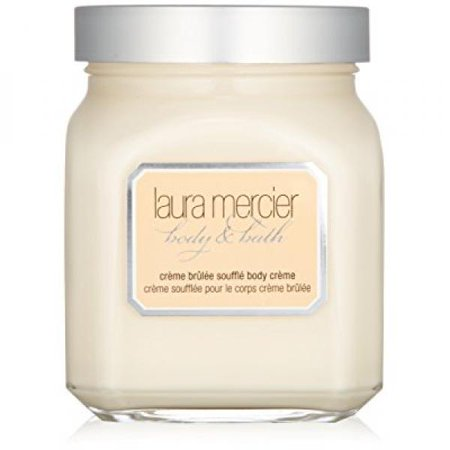 - Laura Mercier Creme Brulee Souffle Body Creme for Women Body, 12 Ounce