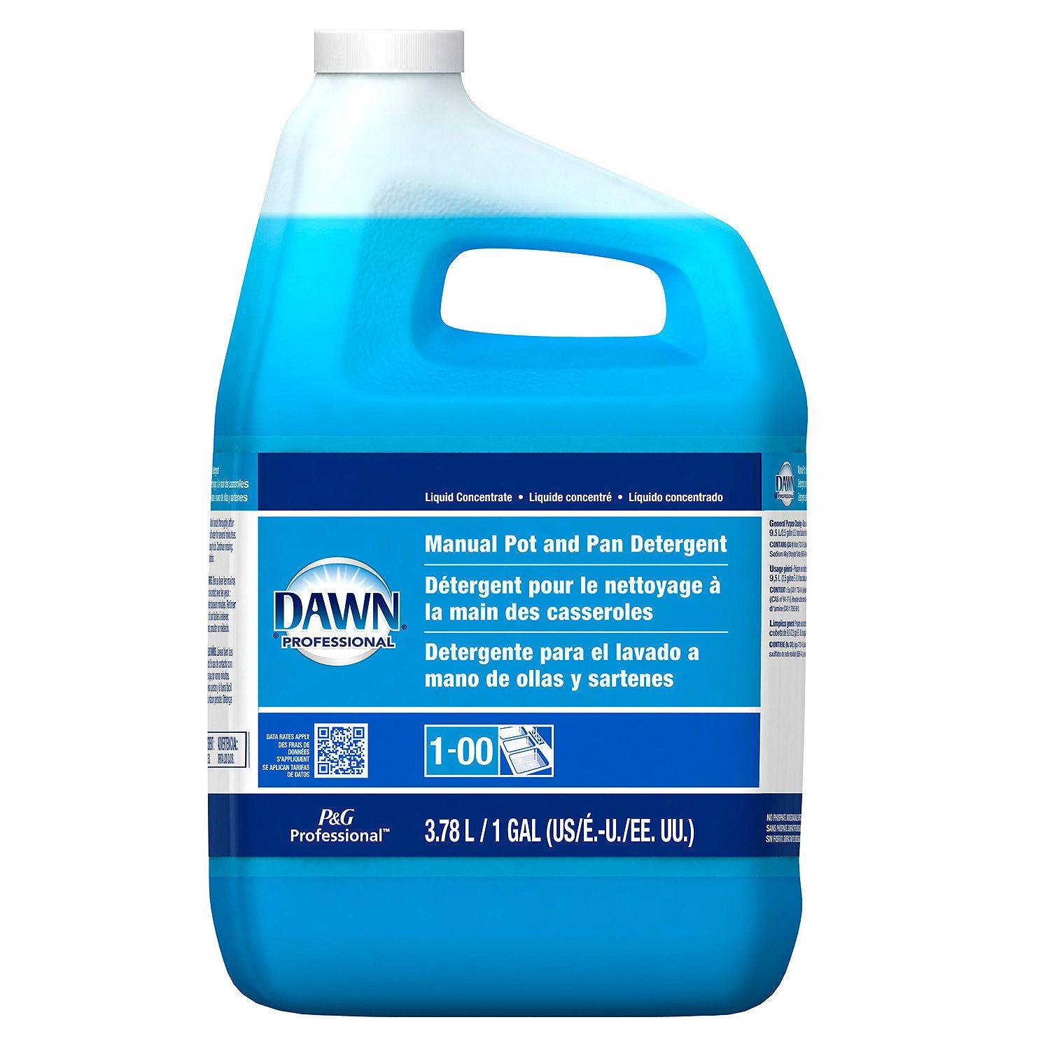Product of Dawn Professional Dish Detergent (1 gal.) - Dish Soap [Bulk Savings]
