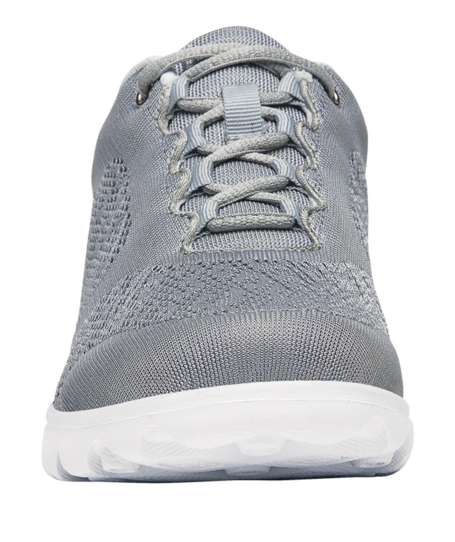 Propet TravelActiv - Women's Flexible Travel Comfort Shoe - Silver