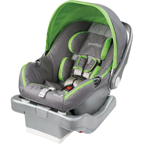 Summer Infant Prodigy Infant Car Seat, Mod