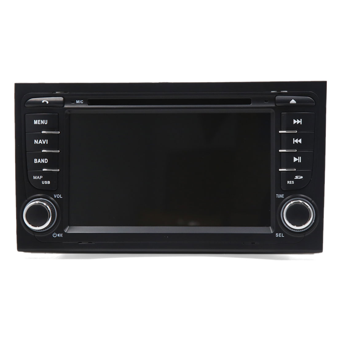 Unique Bargains WINCE Car Radio Stereo DVD Player GPS Nav...
