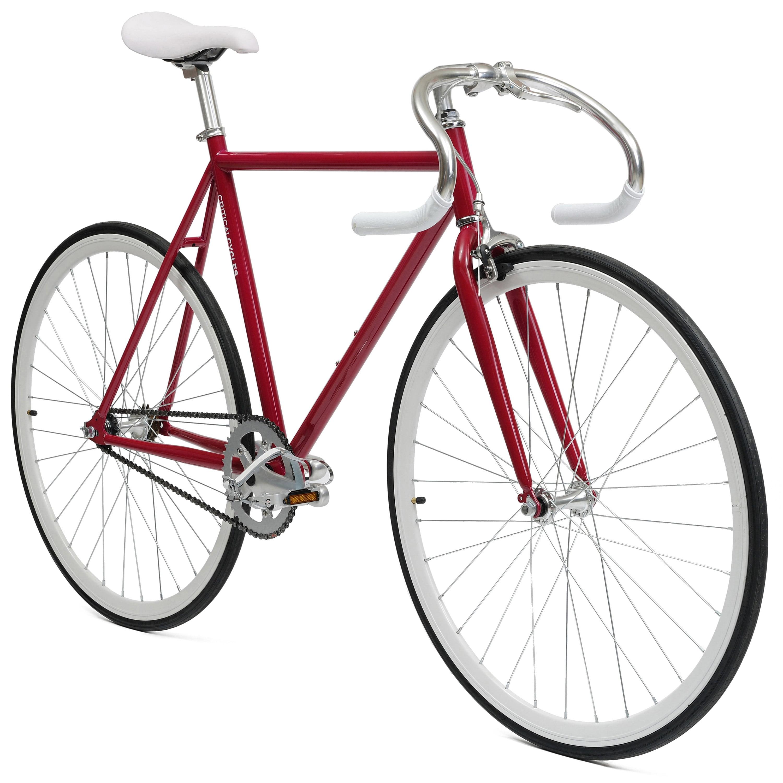 Critical Cycles Fixie Bike 1 - speed Freewheel / fixed Gear W / pista Bar