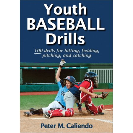 Youth Baseball Drills - eBook (Baseball Baserunning Drills)