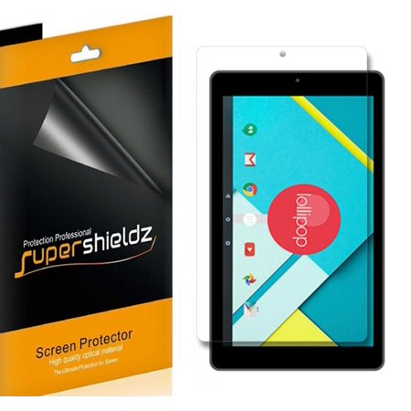 [3-Pack] Supershieldz for Nextbook Ares 8 / Ares 8A Screen Protector, Anti-Glare & Anti-Fingerprint (Matte) Shield (Nextbook Google Play)