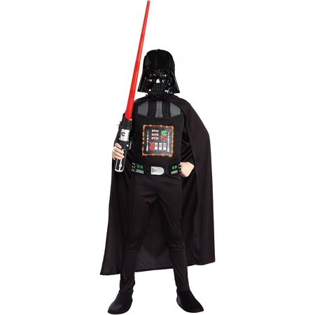 Darth Vader Child Costume - Large - Dark Vader Costume Child