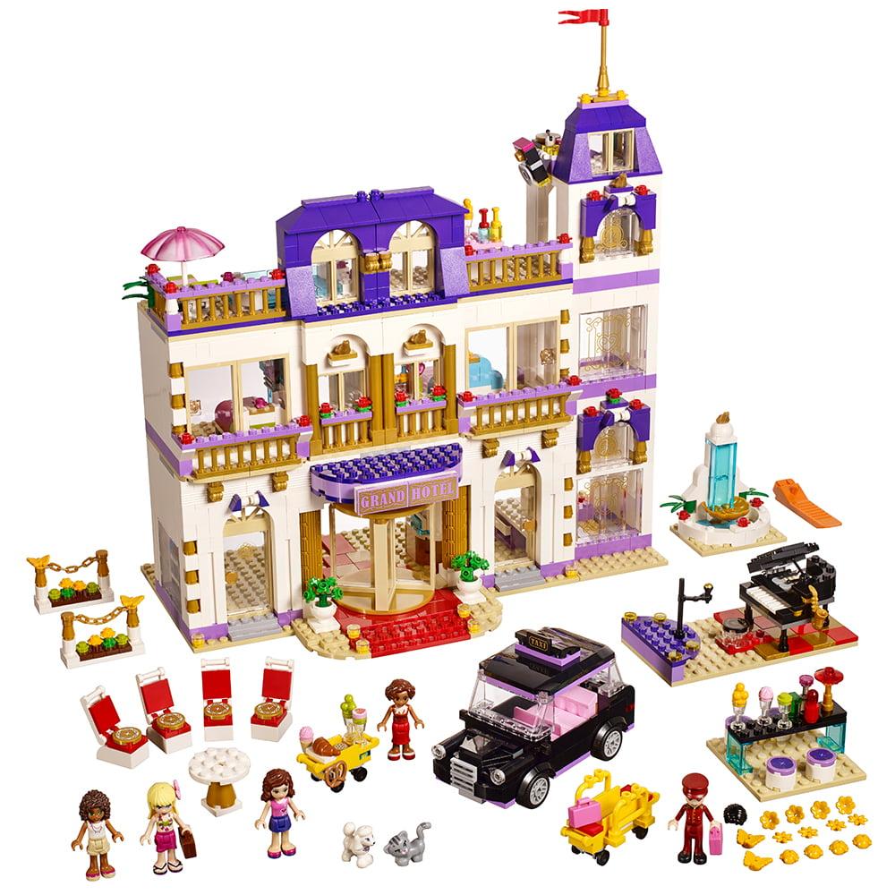 LEGO LEGO Friends Heartlake Grand Hotel 41101 - Walmart ...