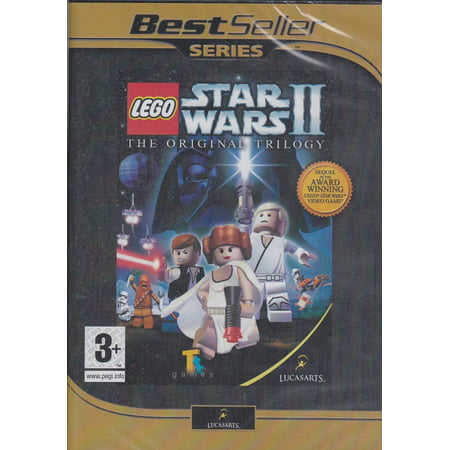 LEGO Star Wars II: The Original Trilogy (PC Game) Build and