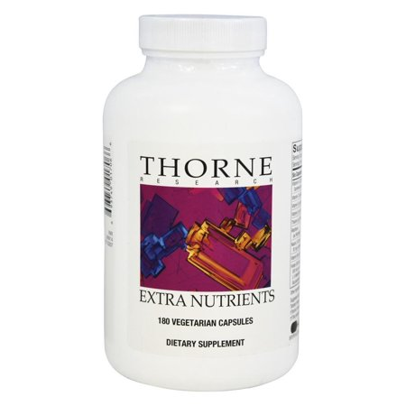Thorne Research - Extra Nutrients - 180 Vegetarian Capsules ()