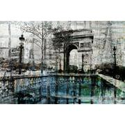 Parvez Taj De Lille Art Print On Premium Canvas