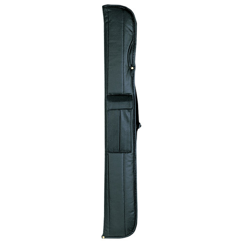 Action 31.5'' Pool Cue Case in Vinyl   Black by Action