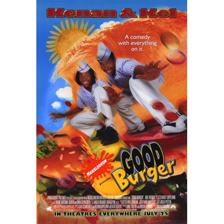 Good Burger (1997) 27x40 Movie Poster for $<!---->