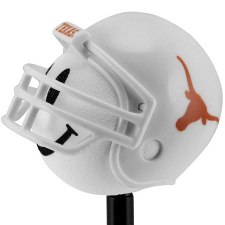 Texas Football Helmet Antenna Topper