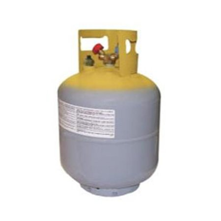 Mastercool  MSC-66011 Dot-Approved Recovery Cylinder With Float Switcth  50 lbs.
