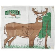 Morrell Targets Whitetail Buck Target Faces Pack