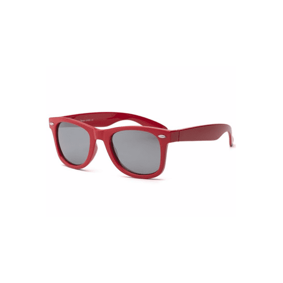 7c76121e06f9 Real Kids Shades - Real Kids Red Frame/Red Temples Silver Mirror ...