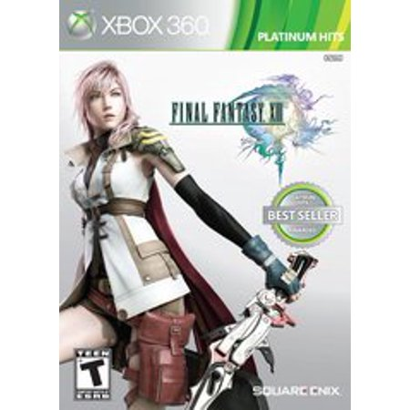 Final Fantasy XIII - Xbox360 (Refurbished) (Final Fantasy 13 Lightning Returns Xbox 360)