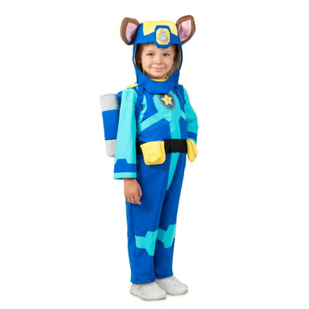 Under The Sea Costumes For Kids (Halloween Boy's Paw Patrol Sea Patrol Chase Toddler)