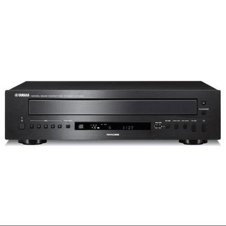 Yamaha CD-C600BL 5-Disc CD Changer (Black) (Cd Changer Interface)